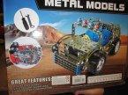 Mały Mechanik i Metal Models, Model metalowe do skręcania i składania, zestawy kreatywne, zestaw kreatywny, konstrukcyjny, konstrukcyjne