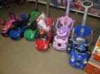 Wózki dla lalek, Jeździki, Chodziki, Pchacze, Ciągacze, Jeździk, Wózek, Pchacz, Ciągacz