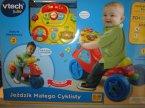 vTech Baby, Jeździk małego cyklisty, Pociąg Podróżnika, Jeździki, motor, motocykl dla dziecka, dzieci