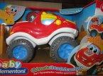 kabriolet Terenówka w jednym sterowany pilotem, na radio, RC, Clementoni Baby, Samochód zabawka, samochody zabawkowe, zabawki