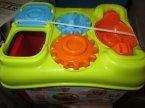 Pudełko zabawy, aktywności, edukacyjne, Clementoni Baby, zabawka edukacyjna dla dzieci