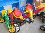 Traktory duże do jeżdżenia dla dzieci, Traktor, Pojazd, Pojazdy, Samochody, Jeepy, Duże, Wielkie do jeżdżenia, samochody, nietypowe rowerki,  rowerek, rower nietypowy, i inne zabawki