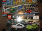Lego Speed, 75887, 75884 i inne, klocki