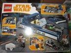 Lego StarWars, Star Wars, 75209 Han Solo s Landspeeder, klocki