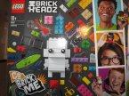 Lego Brick Headz, 41597 Brickheadz Portret z klocków, klocki