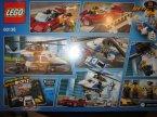 Lego City, 60138 Szybki pościg, Klocki