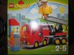 Lego Duplo, 10592 Wóz strażacki, klocki