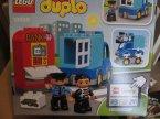 Lego Duplo, 10809 Patrol policyjny, klocki