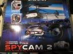 Helikopter SpyCam 2, Helikoptery zdalnie sterowane z kamerą, zdalnie sterowany helikopter, kamera