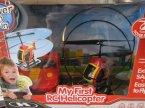 Mój pierwszy zdalnie sterowany helikopter, RC, zdalnie sterowane helikoptery, śmigłowce, śmigłowiec