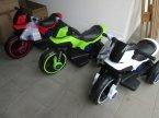 Motory zabawkowe duże na akumulator, jeżdzące