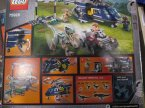 Lego Jurassic World, 75928 Pościg za śmigłowcem, klocki