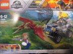 Lego Jurassic World, 75926 Pościg za Pteranodonem, klocki Lego Jurassic World, 75926 Pościg za Pteranodonem, klocki