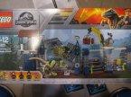 Lego Jurassic World, 75931 Atak Dilofozaura na posterunek, klocki Lego Jurassic World, 75931 Atak Dilofozaura na posterunek, klocki