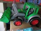 Wader Traktor, Traktory, Koparka, Koparki