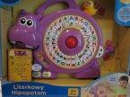 vTech, Literkowy Hipopotam, Zakręcony Ślimak, zabawki edukacyjne, zabawka edukacyjna