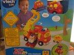 vTech Baby, Tut Tut Autka, Wóz strażacki zestaw, wozy strażackie zestawy, auto, auta, samochód, samochody, pojazd, pojazdy