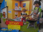 Playmobil, 9272, 9267, 9266, klocki, zabawki Playmobil, 9272 Przyjęcie w ogrodzie, 9267 Salon, 9266 Nowoczesny dom, klocki, zabawki