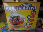 Kulolabirynt, Gra, Zabawka kreatywna, logiczna, edukacyjna, zabawki kreatywne, Gry