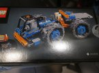 Lego Technic, 42059 Kaskaderska terenówka, 42071 Spycharka, klocki