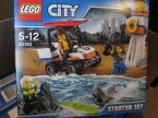 Lego City, 60184, 60157, 60171, 60163, klocki
