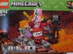Lego Minecraft, 21139 Walka w Netherze, klocki
