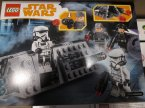 Lego StarWars, 75206 Jedi and Clone Troopers, 75207 Imperial Patrol Battle Pack, Star Wars, klocki