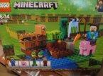 Lego Minecraft, 21138 Farma arbuzów, klocki