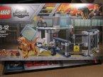Lego Jurassic World, 75927 Ucieczka z laboratorium ze stygimolochem, klocki