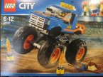 Lego City, 60180 Monster truck, klocki