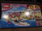 Lego Friends, 41316 Transporter motorówek Andrei, klocki