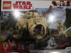 Lego StarWars, 75208 Chatka Yody, Star Wars, klocki