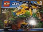 Lego City, 60158 Helikopter transportowy, klocki