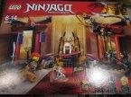 Lego Ninjago, 70651 Starcie w sali tronowej, klocki