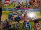 Lego Friends, 41333 Furgonetka Olivii, klocki