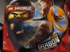 Lego Ninjago, 70645 Cole, 70647 Kai i inne, klocki