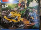 Lego City, 60159 Misja półgąsienicowej terenówki, klocki
