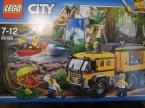 Lego City, 60160 Mobilne laboratorium, klocki