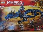 Lego Ninjago, 70652 Zwiastun burzy, klocki
