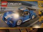 Lego Creator, 31070 Track Racer Turbo, klocki