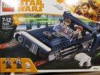 Lego StarWars, 75209 Śmigacz Hana Solo, Star Wars, klocki