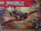 Lego Ninjago, 70650 Skrzydło przeznaczenia, klocki