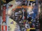 Lego Ninjago Movie, 70631 Wulkaniczna kryjówka Garmadona, klocki