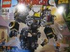 Lego Ninjago Movie, 70632 Mech wstrząsu, klocki Lego Ninjago Movie, 70632 Mech wstrząsu, klocki