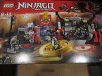 Lego Ninjago, 70640 Kwatera główna S.O.G., klocki Lego Ninjago, 70640 Kwatera główna S.O.G., klocki