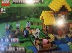Lego Minecraft, 21144 Wiejska chatka, klocki Lego Minecraft, 21144 Wiejska chatka, klocki