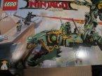 Lego Ninjago Movie, 70612 Mechaniczny smok zielonego ninja, klocki Lego Ninjago Movie, 70612 Mechaniczny smok zielonego ninja, klocki