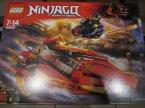 Lego Ninjago, 70638 Katana V11, klocki Lego Ninjago, 70638 Katana V11, klocki