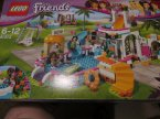 Lego Friends, 41313 Lego friends, basen w heartlake, klocki