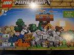 Lego Minecraft, 21135 Kreatywny warsztat 2.0, 21134 Baza pod wodospadem, klocki Lego Minecraft, 21135 Kreatywny warsztat 2.0, 21134 Baza pod wodospadem, klocki